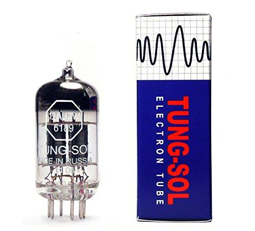 (Tung-Sol 12AU7 Preamp Vacuum Tube, Single)