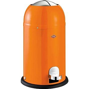 Wesco 180 312-25 Kickmaster Junior Abfallsammler, orange: Amazon ...