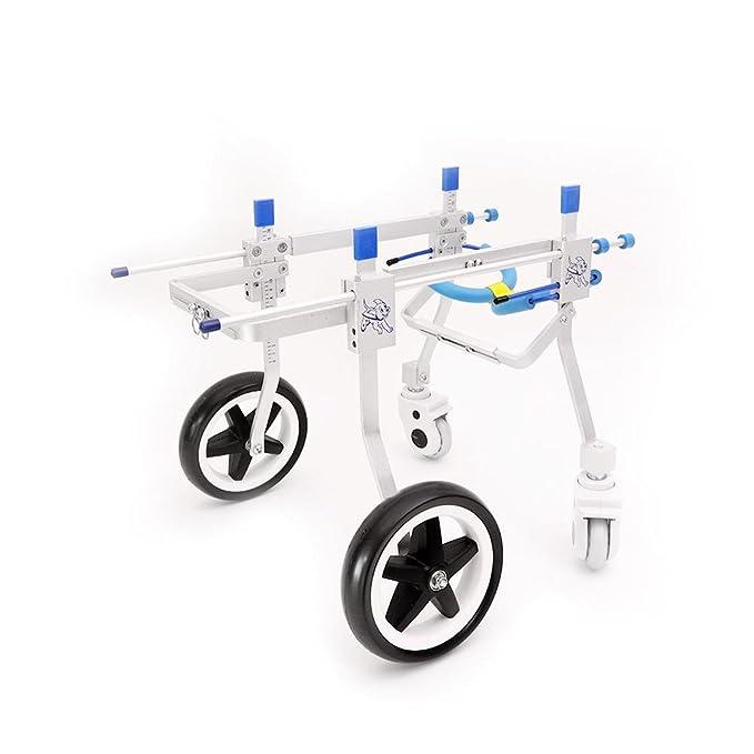 Amazon Com Exgizmo Adjustable Dog Wheelchair For Front Back Legs