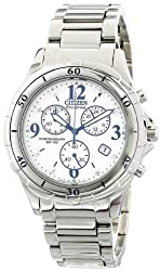 Citizen Women's Eco-drive Chronograph Watch With Date, Fb1350-58a