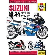 Suzuki: GSX-R600 '97 to '00 - GSX-R750 '96 to '99