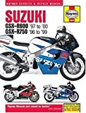 Suzuki GSXR600 1997-2000 & GSXR750 1996-1999 (Haynes Repair Manuals)