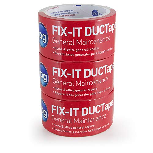 - IPG Fix-It DUCTape, General Maintenance Duct Tape, 1.88