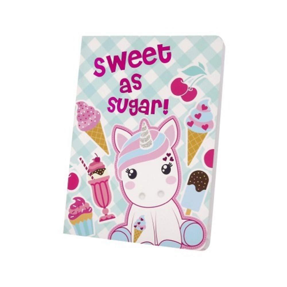 Candy Cloud Carnet Licorne Bubblegum