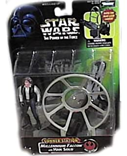 Amazon com: Barbie Star Wars Power of the Force Electronic Power F/X