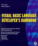 Visual Basic Language Developer's Handbook