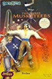 Bend-ems - Three Musketeers - Bendable Porthos Figure