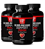 Natural coleus forskohlii - BLOOD PRESSURE SUPPORT - Consume less fatty meats (3 Bottles - 180 Capsules)