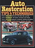 Auto Restoration Tips and Techniques