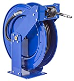 Coxreels TMP-N-4100 Supreme Duty Spring Rewind Hose Reel for air/water/oil: 1/2'' I.D., 100' hose, 2500 PSI