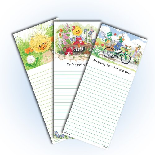 (Suzy's Zoo Memo Notepad 3-Pack 11110)