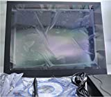 GOWE 12 inch 4:3 touch screen monitor for machine,800x600,VGA HDMI input 5wire resistance USB control touch waterproof