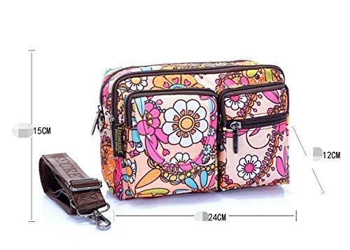 Sincere® Taschen / Messenger bag / Outdoor-Sporttasche-17