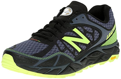 New Balance Nbmtleadb3, Scarpe da Corsa Uomo Nero (Black Red)