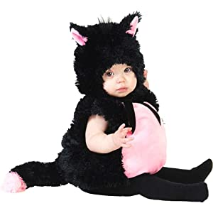 Kitty costume for babies and toddlers