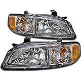 Nissan Sentra New Chrome Headlights Set Headlamps pair