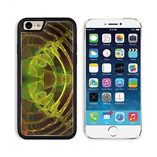 (MSD Premium Apple iPhone 6 iPhone 6S Aluminum Backplate Bumper Snap Case Image ID 23575803 Computer generated fractal artwork illustration)