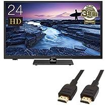 【本日限定】ハイセンス24V型液晶テレビがお買い得