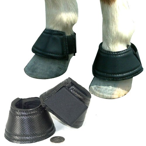Intrepid International Miniature Horse PVC Bell Boots