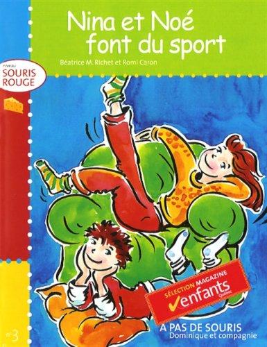 NINA ET NOE FONT DU SPORT #3 -SERIE 1 ebook