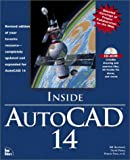img - for Inside Autocad 14 book / textbook / text book