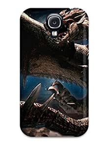 Stacey E. Parks's Shop Hot Monster Hunter Video Game Other Tpu Case Cover Compatible With Galaxy S4 3626795K59210541