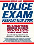 img - for Police Exam Prep Book (Norman Hall's Police Exam Preparation Book) book / textbook / text book
