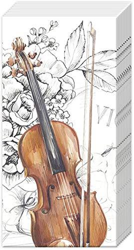 Bella Musica Music 2 Packs of IHR Paper Pocket Handbag Tissues