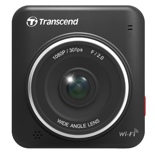 Transcend 16GB Drive Pro Car Video Recorder with Built-In Wi-Fi