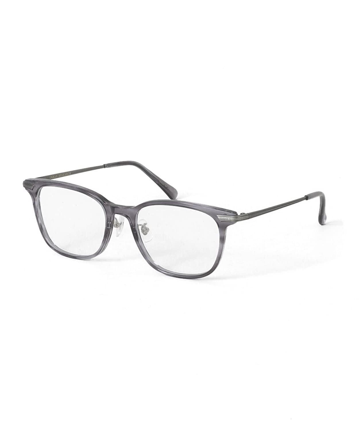 (アーバンリサーチ) URBAN RESEARCH KANEKO OPTICAL×URBAN RESEARCH UR-26 UR-26 B0753ZDLRL  グレー Free