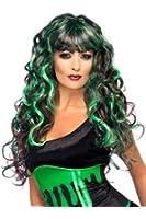 Smiffy's Siren 3 Tone Wig Costume