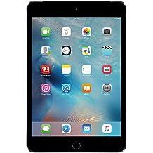 Apple iPad mini 4 (16GB, Wi-Fi + Cellular, Space Gray) (Certified Refurbished)