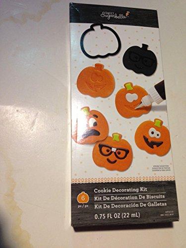 Halloween Sweet Sugarbelle Pumpkin Cookie Decorating -