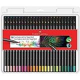 Lápis de Cor Faber-Castell SuperSoft 50 cores