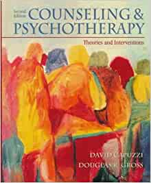 counseling and psychotherapy capuzzi douglas r pdf
