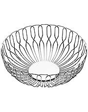 Georg Jensen 3586306 Alfredo Mirror Polished Stainless Steel Bread Basket, Small