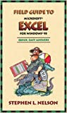 Field Guide to Microsoft Excel for Windows 95, Nelson, Stephen L., 1556158394