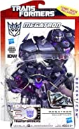 Transformers Generations Deluxe Class Megatron Action Figure