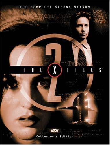 The X Files - Complete Second Season (Collector's Edition) (The Xfiles Season 2)
