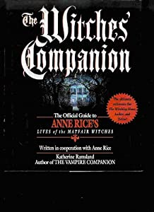 anne rices the witching hour as a gothic novel Click download or read online button to get anne rice s the witching hour now all three novels in anne rice's spellbinding series on the gothic novel in.