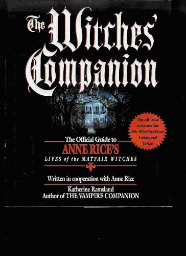 Witches Companion Official Guide Mayfair product image