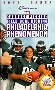 Garbage Picking Field Goal Kicking Philadelphia Phenomenon [VHS]