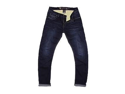 modeka Jeans Glenn motocicleta Pantalones vaqueros para ...