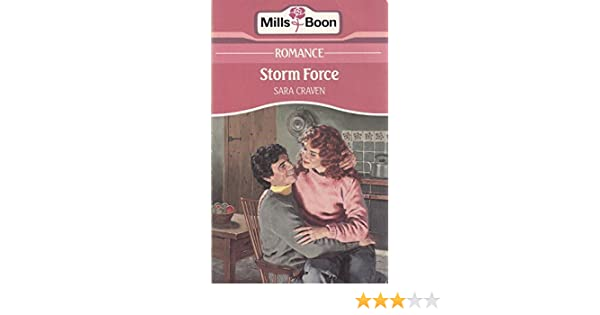 Storm Force Sara Craven 9780263764932 Amazon Books