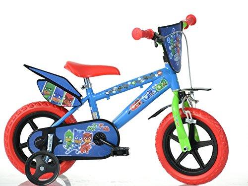 Dino Bikes 412UL-PJ P J Masks 12