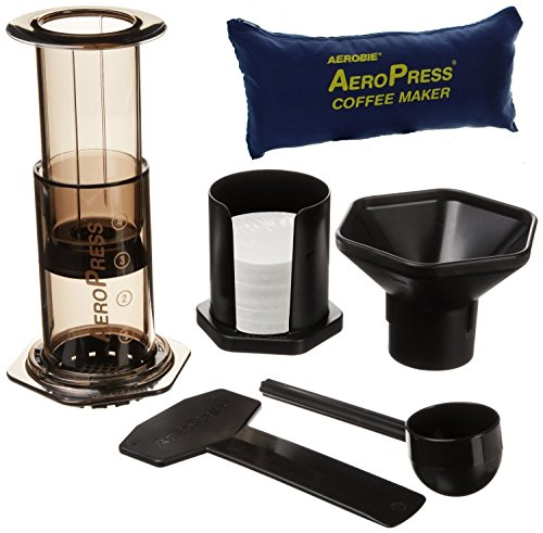Aerobie AeroPress Coffee Maker with Tote Bag
