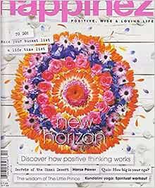Verrassend Happinez Magazine Issue 12: I16: Amazon.com: Books TW-31