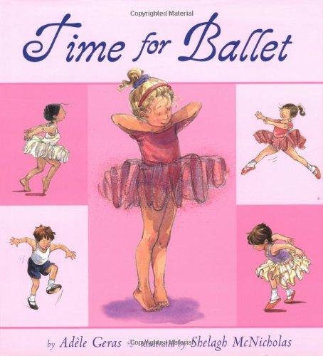 Time for Ballet ebook