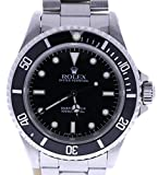 Rolex Submariner automatic-self-wind mens Watch 14060 (Certified Pre-owned)