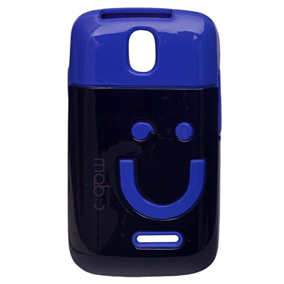 wholesale dealer e94d1 90b3b ASE 1+1 Smiley Back Case For Micromax A24 - MULTICOLOR